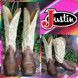 Justin Women's Cowboy Boots
